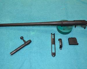 Remington 788  Manganese Parkerizing & Painted Matte Black