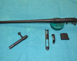 Remington 788  Manganese Parkerizing & Painted Matte Black