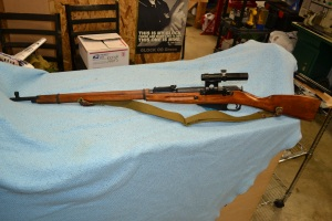 In the past if you wanted scope your Mosin-Nagant to resemble the 91/30 PU you had to spend $300 plus just for the scope and mount.  Firefield now sells a scope & mount for less than $180.  Tapping & pinning for additional charge.