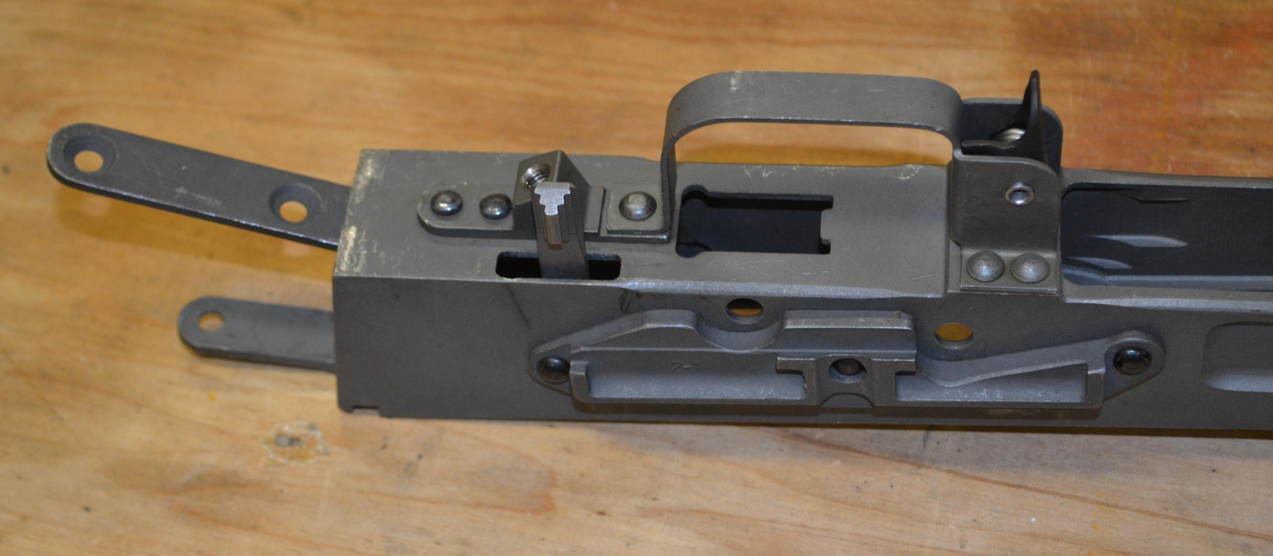 AK 47/74/Variants Ambi Safety   LMG FireArms