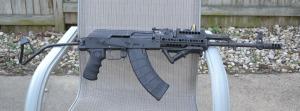 AKM 47 Sporter Conversion